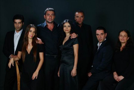 Турецкий сериал: Тихая буря / Sessiz Firtina (2007)