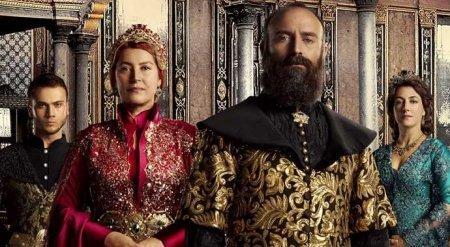 """Турецкий сериал """"Великолепный век"""" заканчивается через 11 серий"""