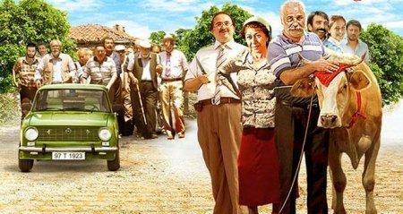 Турецкий фильм: Сосланная корова / Sürgün Inek (2014)