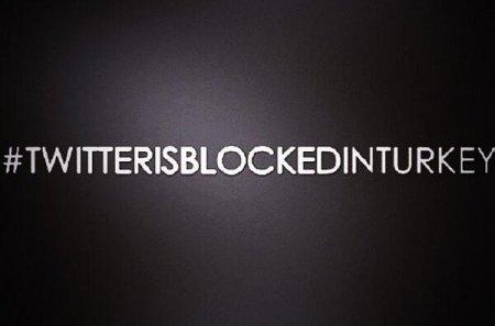 В Турции заблокировали Твиттер
