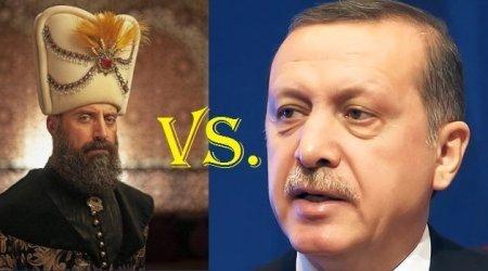 Эрдоган против Султана