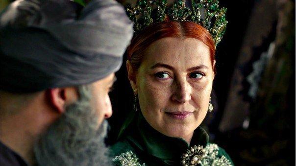 смотреть великолепный век хюррем султан все серии