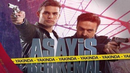 Турецкий сериал: Общественный порядок Берк и Кемаль / Asayis BerkKemal (2014)