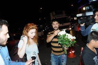 Цветы для Нурбану Султан...