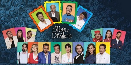 Турецкий сериал: Отель Ложка - Otel Divane (2014)