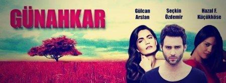 Турецкий сериал: Грешник / Gunahkar (2014)