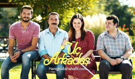 Турецкий сериал: Три друга / Uc Arkadas (2014)
