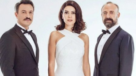 Стало известно, когда начнется сериал «Ты моя Родина / Vatanım Sensin»