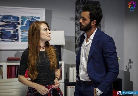 Любовь напрокат / Kiralık Aşk – содержание и фотографии 54 серии