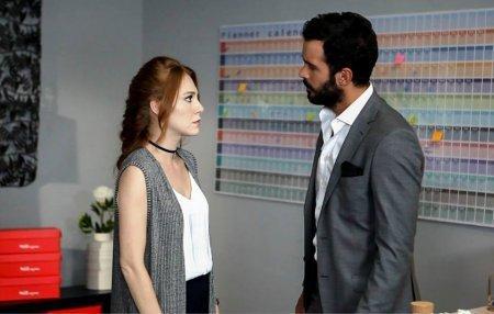 Любовь напрокат / Kiralık Aşk – содержание и фотографии 55 серии