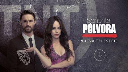 Мексиканский сериал: Сеньорита Порох. Взрывная страсть / Señorita Pólvora. Pasión explosiva (2014)