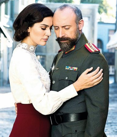 Первые фотографии сериала «Ты моя Родина / Vatanım Sensin»
