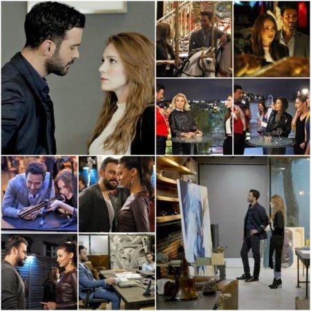Любовь напрокат / Kiralık Aşk 56 серия содержание и фото