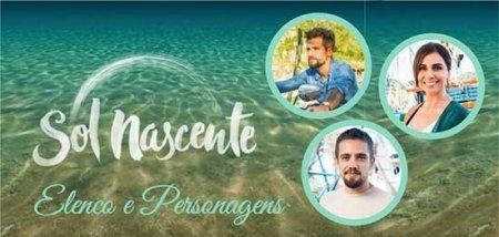 Бразильский сериал: Восходящее солнце / Sol Nascente (2016)