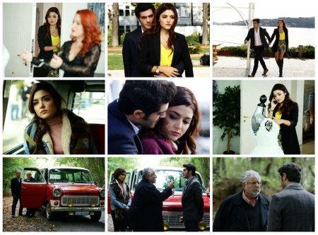 Любовь не понимает слов / Aşk Laftan Anlamaz 16 серия, содержание и фото