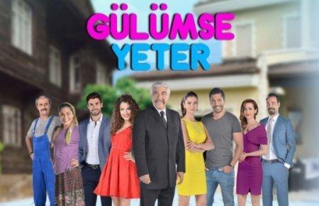 Турецкий сериал: Улыбки хватит / Gulumse Yeter (2016)