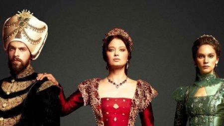 «Великолепный век Кёсем» - описание героев нового сезона