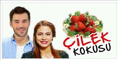 Турецкий сериал: Запах клубники / Çilek Kokusu (2015)