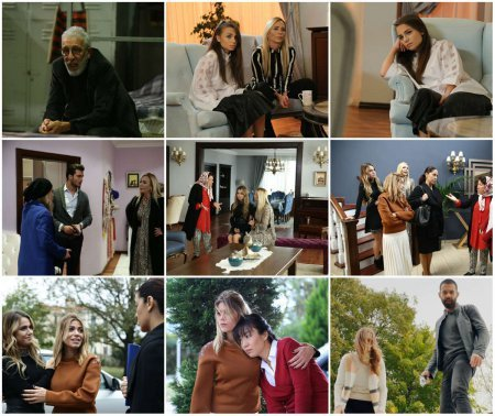 Это моя жизнь / O Hayat Benim 106 серия содержание и фото
