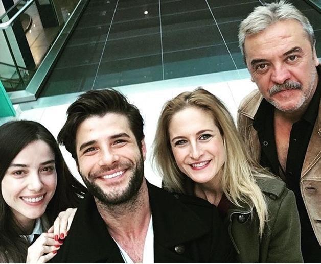 Приглашенный актер в сериале «Черная роза» — Турецкий сериал