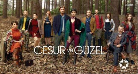 Турецкий сериал: Отважный и Красавица / Cesur ve Güzel (2016)
