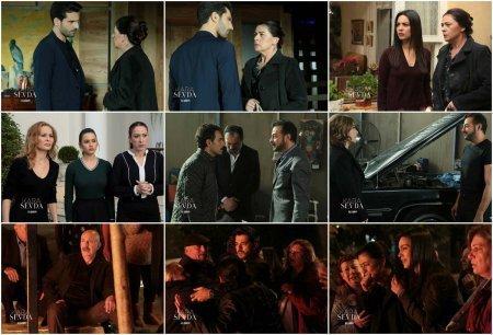 Черная любовь / Kara Sevda – 43 серия, описание и фотографии