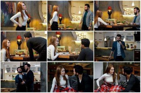 Любовь напрокат / Kiralık Aşk – 60 серия, описание и фотографии