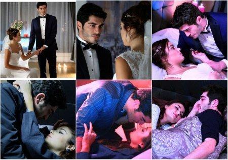 Любовь не понимает слов / Aşk Laftan Anlamaz 18 серия, описание и фото