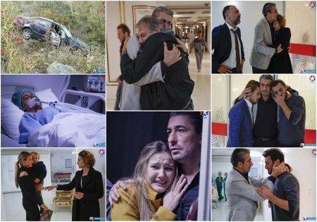 Вдребезги / Paramparça 80 серия содержание и фото