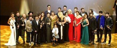 Турецкие звезды получившие «Золотую бабочку»