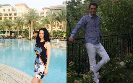 Мурат Йылдырым женится на Имане Эльбани