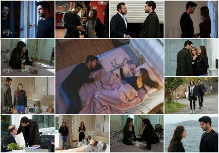 Черная любовь / Kara Sevda – 44 серия, описание и фотографии