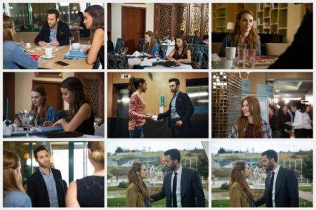 Любовь напрокат / Kiralık Aşk – 61 серия, описание и фотографии