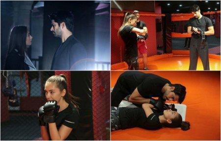Нихан и Кемаль встретятся на ринге