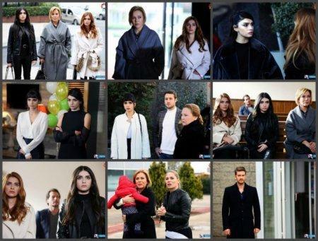 Высшее общество / Yüksek Sosyete - 21 серия, описание и фото