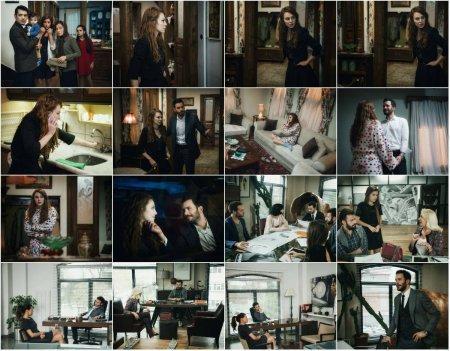 Любовь напрокат / Kiralık Aşk – 63 серия описание и фотографии