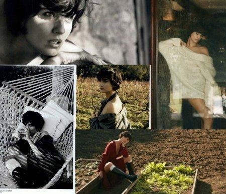Отрывки из интервью Тубы Бюйюкюстюн для  Vogue