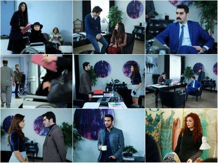 Любовь не понимает слов / Aşk Laftan Anlamaz 21 серия, описание и фото
