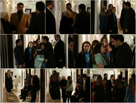 Семья моего отца / Babam ve Ailesi 13 серия описание и фото (финал)