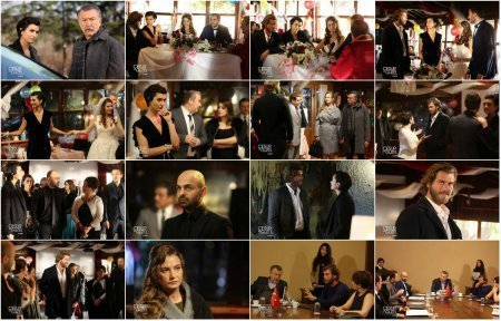 Отважный и Красавица / Cesur ve Guzel 6 серия описание и фото