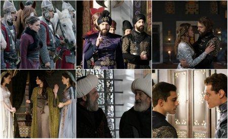 Великолепный век Кёсем / Muhtesem Yuzyil Kosem 35 серия, описание и фото