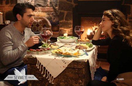 Научи меня любить / Bana Sevmeyi Anlat 16 серия описание и фото