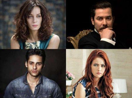 Турецкий сериал: Шторм ласточки / Всепоглощающий шторм / Kirlangic Firtinasi (2017)