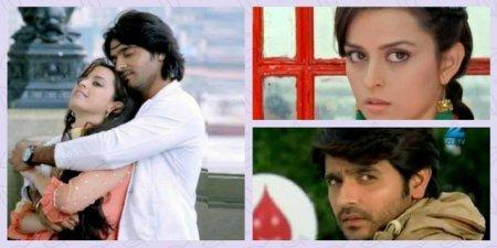 Индийский сериал: Любовь подобна Богу / Проклятая любовь / Rab Se Sohna Isshq (2012)