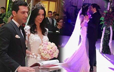 Мурат Йылдырым женился на Имане Эльбани!
