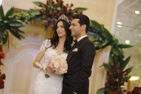 Подробности свадьбы Мурата Йылдырыма и Имане Эльбани