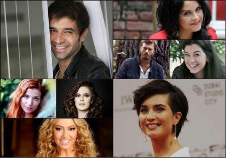 Турецкие звезды на каких языках умеют говорить