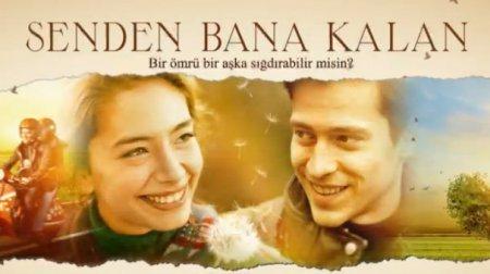 Турецкий фильм: Все, что мне осталось от тебя / Senden Bana Kalan (2015)