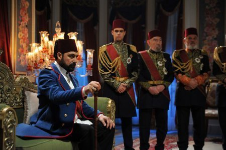 Турецкий сериал: Право на престол Абдул-Хамида / Payitaht Abdülhamid (2017)