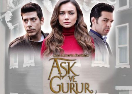 Турецкий сериал: Любовь и гордость / Aşk ve Gurur (2017)
